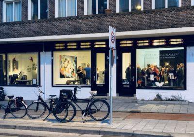 Opnening exhibition Maup Nikkels 0