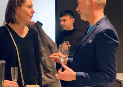 Opnening exhibition Maup Nikkels 00