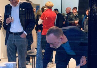 Opnening exhibition Maup Nikkels 01