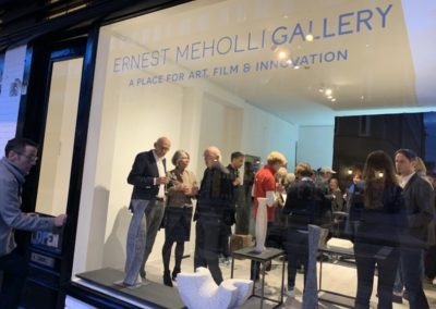 Opnening exhibition Maup Nikkels 1